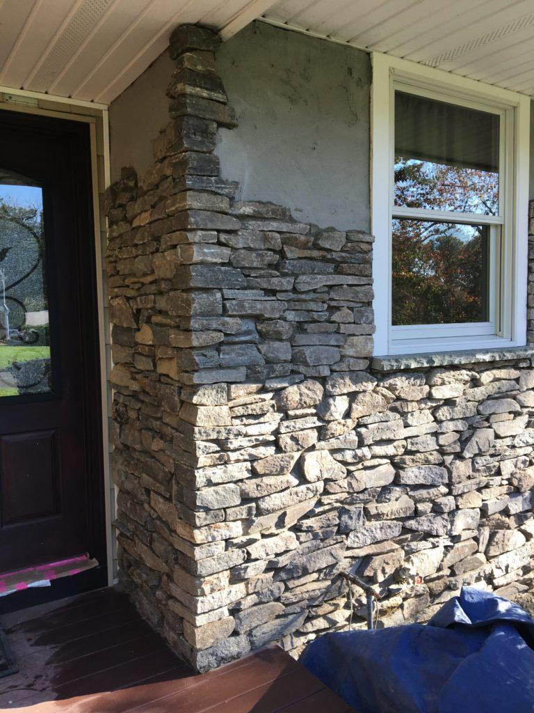 Stone Veneer Siding